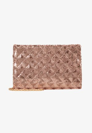 Clutches - rose gold