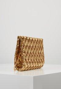 Mascara - Clutch - gold - 3