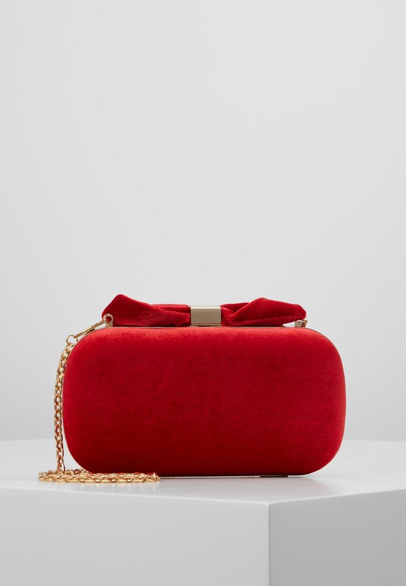 Mascara - Clutch - red