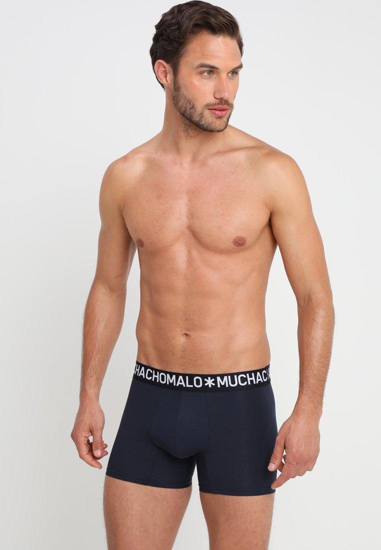 MUCHACHOMALO - 3 PACK - Culotte - black/blue/dark green