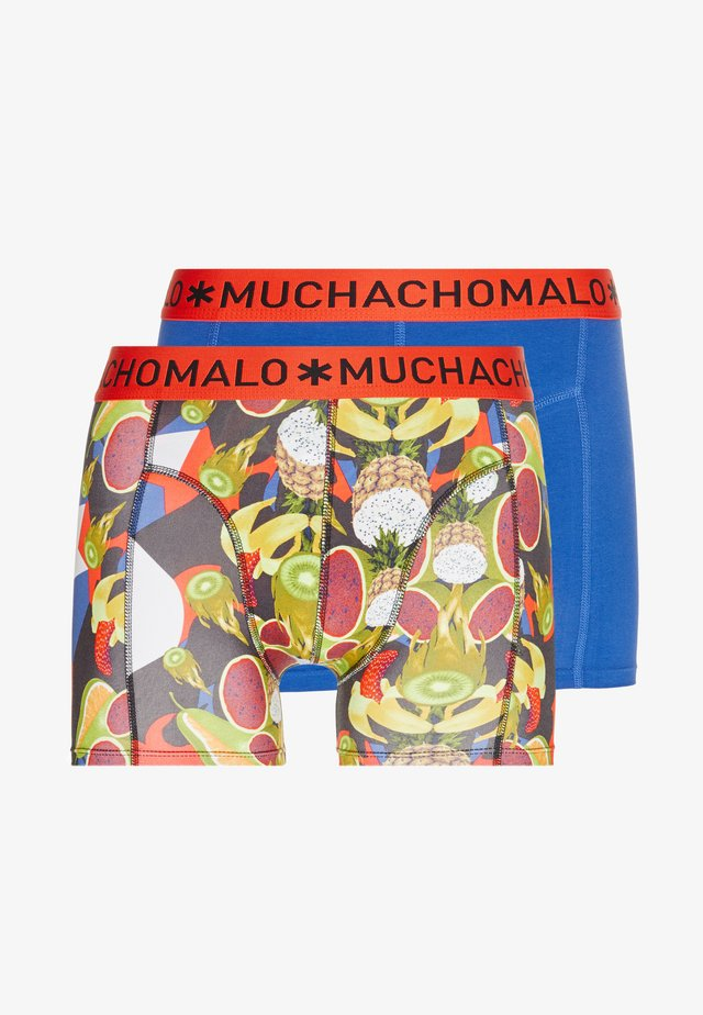 2 PACK - Pants - multicolor
