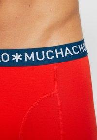 MUCHACHOMALO - OOIEV 3 PACK - Panties - navy blue/red - 4