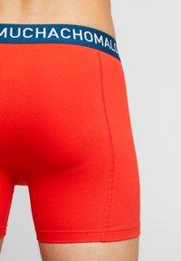MUCHACHOMALO - OOIEV 3 PACK - Panties - navy blue/red - 2