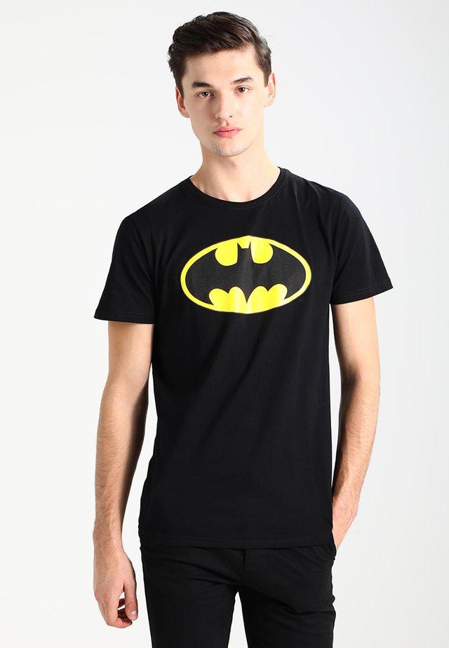 BATMAN - T-shirt imprimé - black