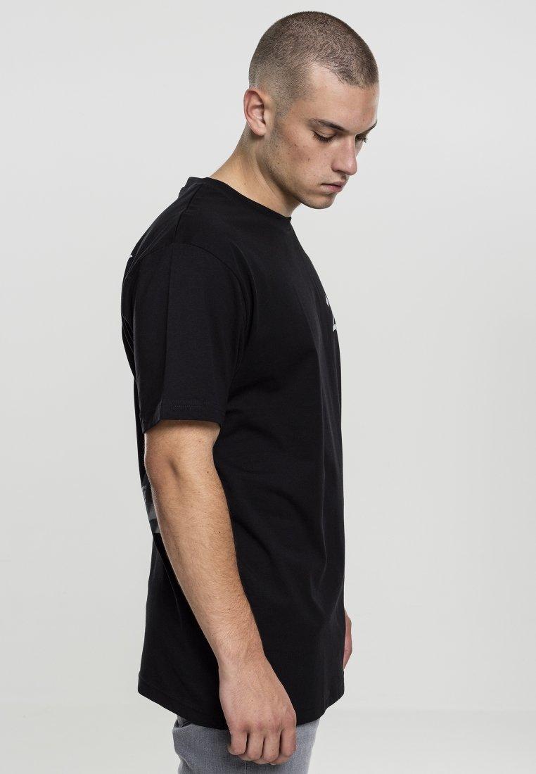 Tupac Tee Imprimé shirt Black Mister MakaveliT lJcK1F