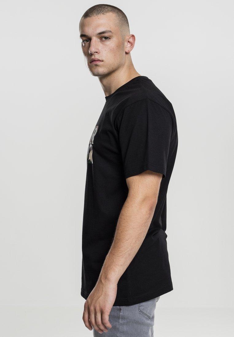 DollarT Black Imprimé Tee shirt Mister CsrhQxtd