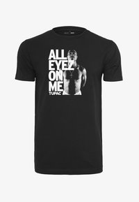 Mister Tee - T-shirt print - black - 0
