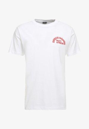 DREAM DÖNER TEE - T-shirt print - white