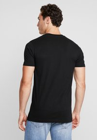 Mister Tee - LOYALTY TEE - T-shirt med print - black - 2