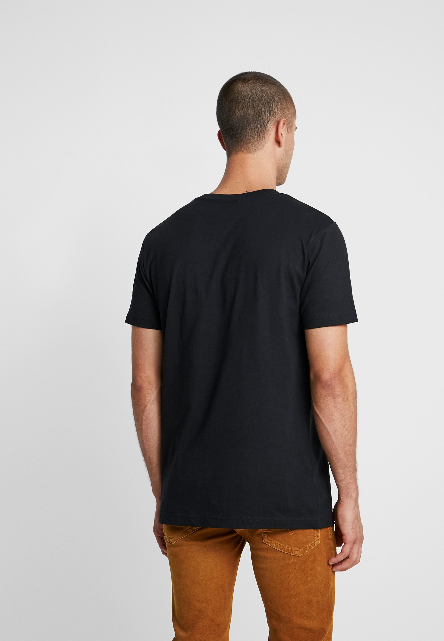 Black ClubT shirt Tee Mister Imprimé TwiulPkXZO