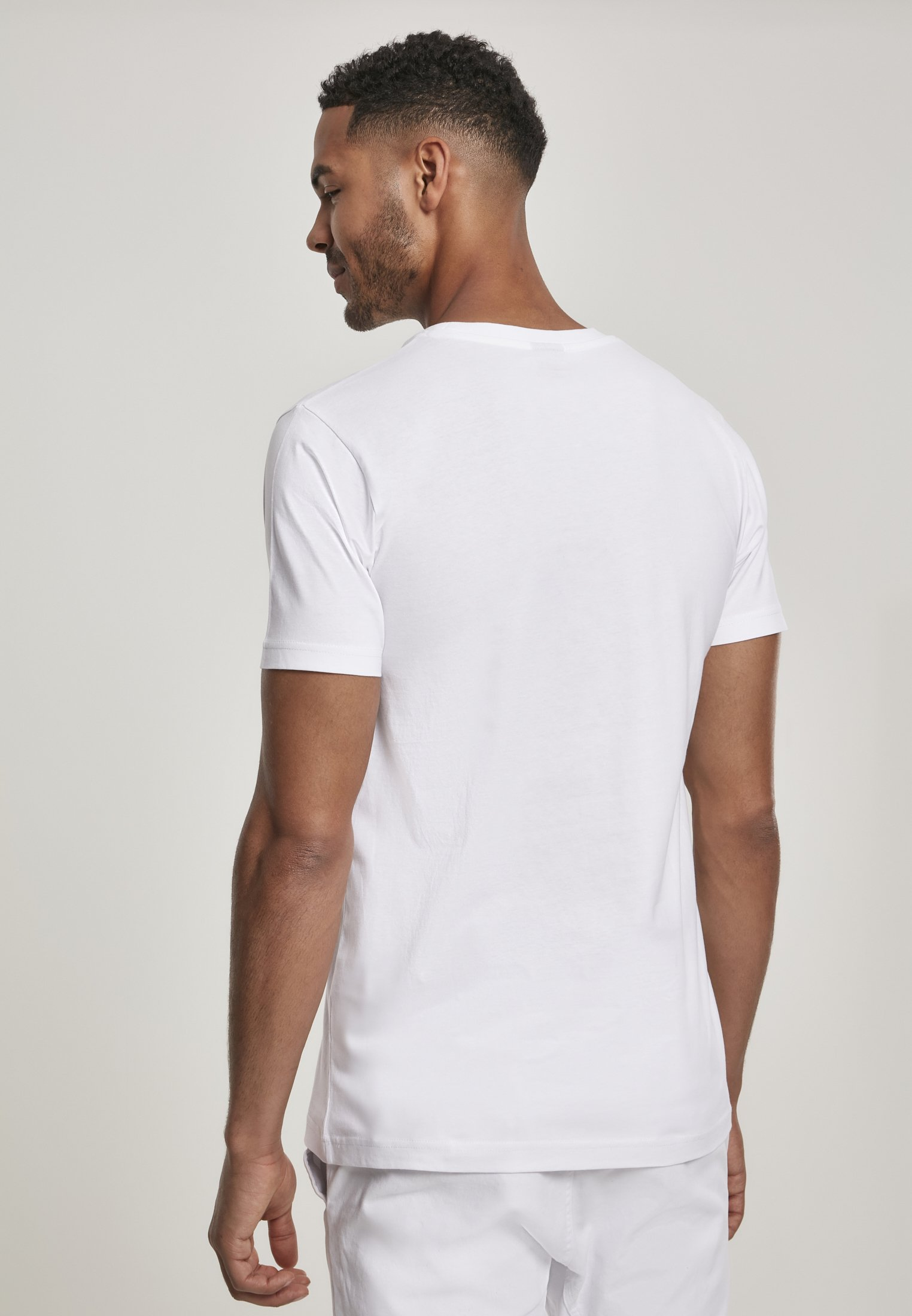 Mister Tee Problems - T-shirt Imprimé White