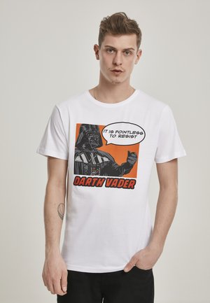 STAR WARS - T-shirt print - white