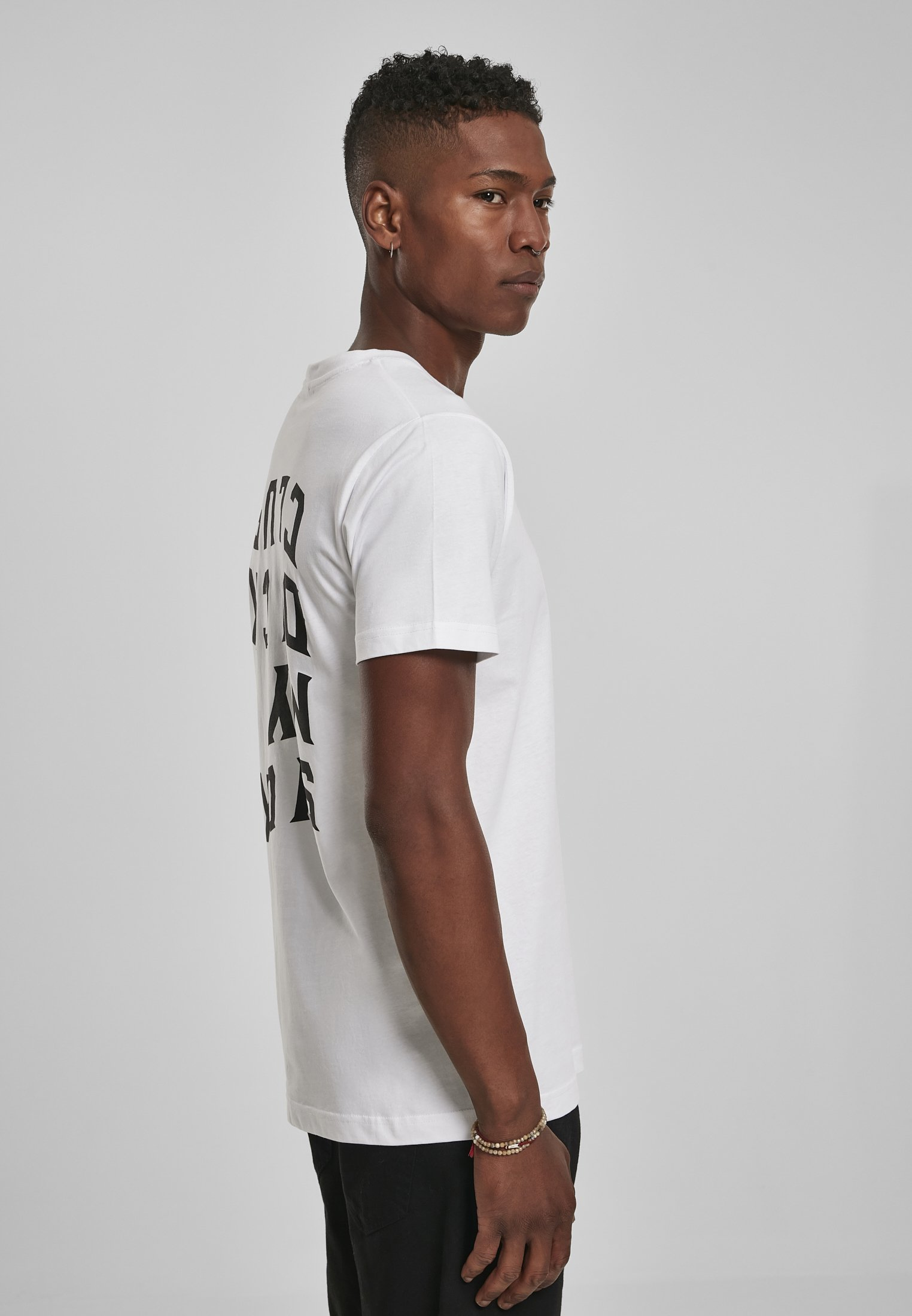 Mister Tee SICK MY DUCK CLUB - T-shirt imprimé - white
