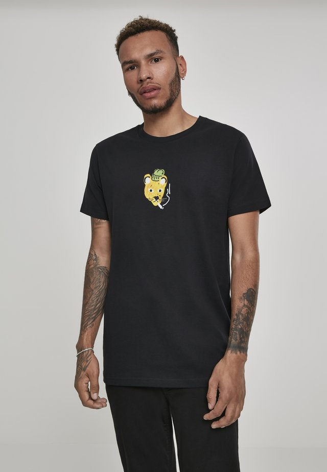 MÜPPE SKATE  - T-shirt print - black