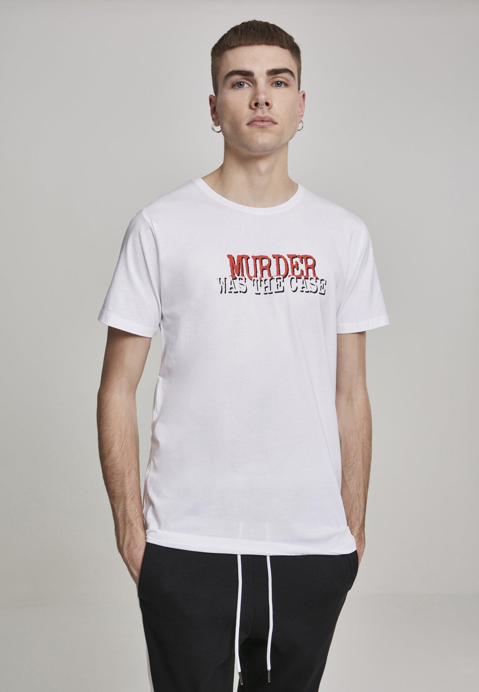 Mister Tee T-shirt imprimé - white