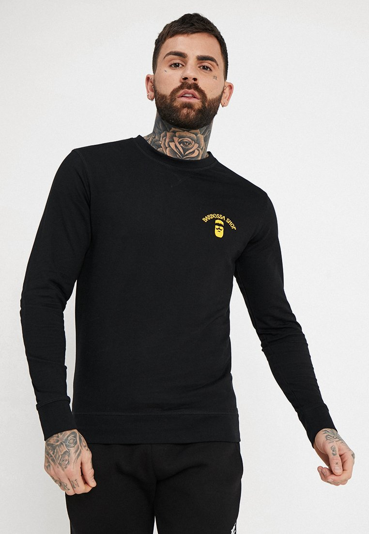 Mister Tee - BARBOSSA - Sweatshirt - black