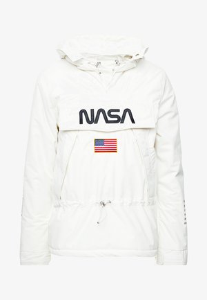 NASA - Lehká bunda - white
