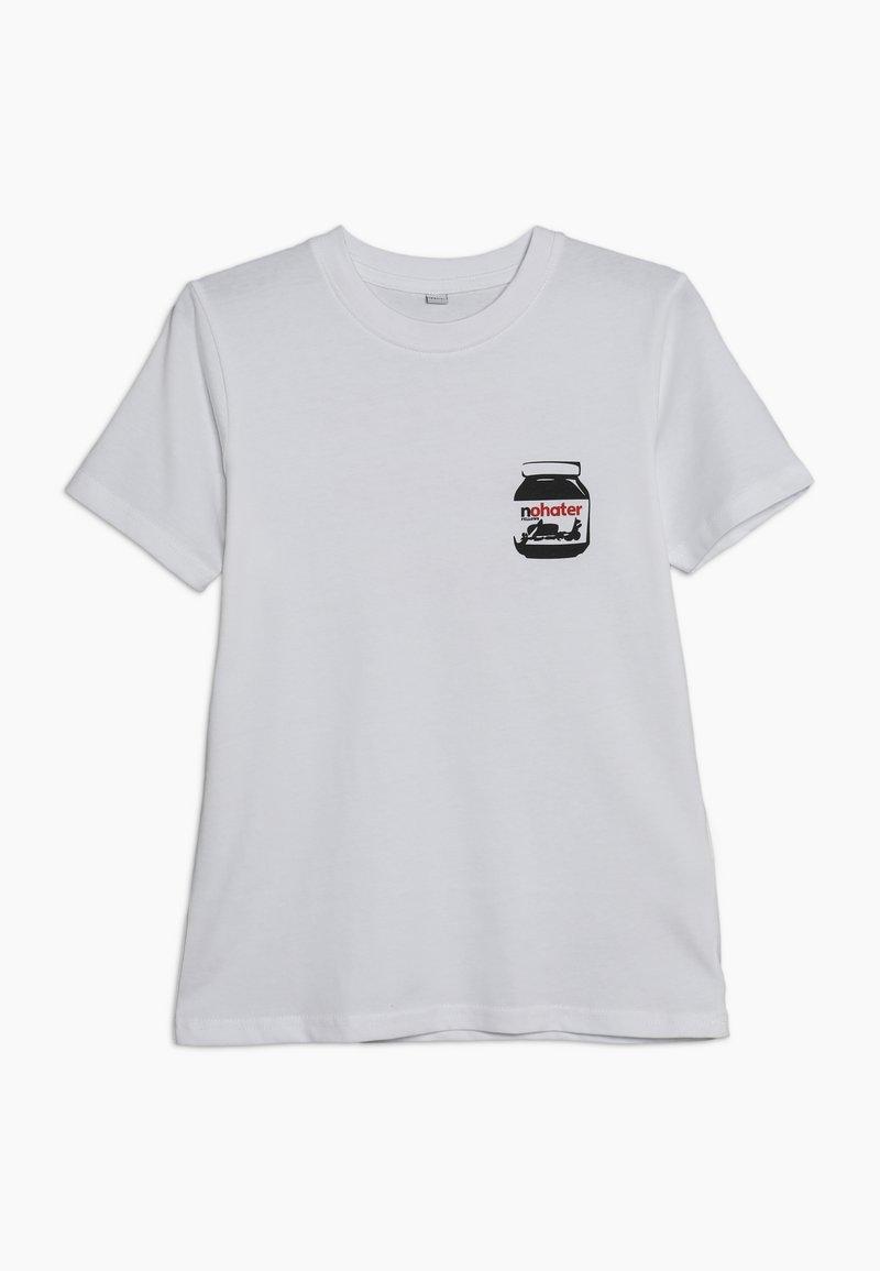 Mister Tee - KIDS TEE - Print T-shirt - weiß