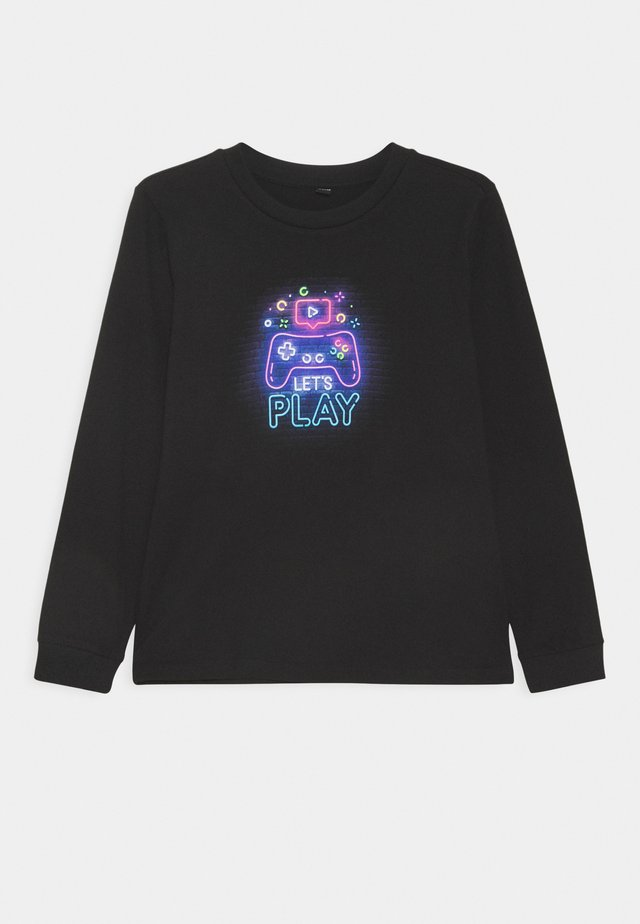 PLAY LONGSLEEVE - Topper langermet - black