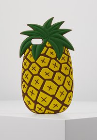 Mister Tee - PHONECASE PINEAPPLE I PHONE 6/7/8 - Handytasche - yellow - 0