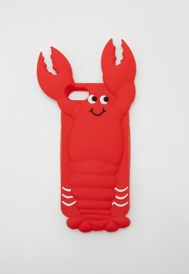 PHONECASE LOBSTER  - Phone case - red