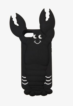 PHONECASE LOBSTER  - Mobiltasker - black