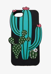 Mister Tee - PHONECASE LOBSTER  - Phone case - black/green - 1
