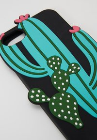 Mister Tee - PHONECASE LOBSTER  - Phone case - black/green - 2