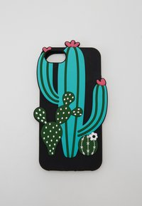 Mister Tee - PHONECASE LOBSTER  - Phone case - black/green - 0