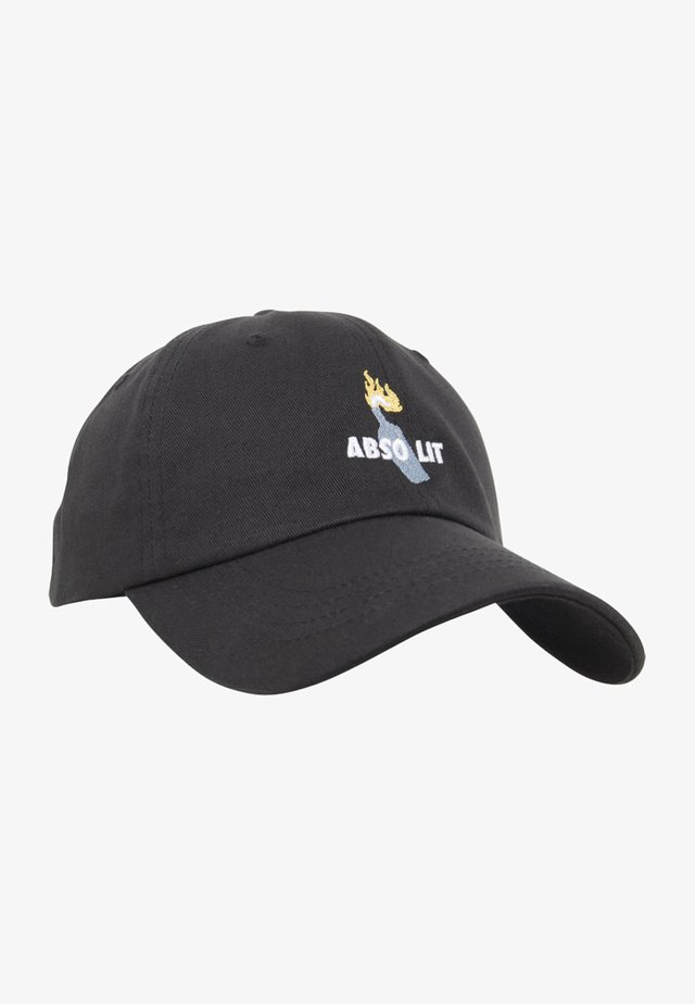 ABSOLIT DAD  - Cap - black
