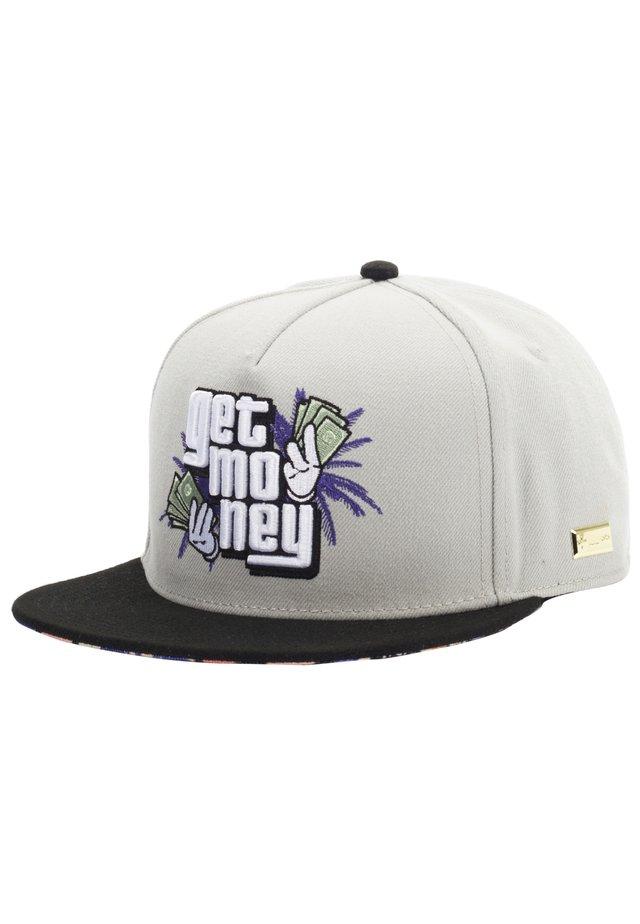 MISTER TEE CAP GM CAP - Pet - grey