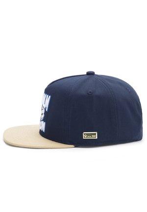 MISTER TEE CAP GAME ON CAP - Cap - navy