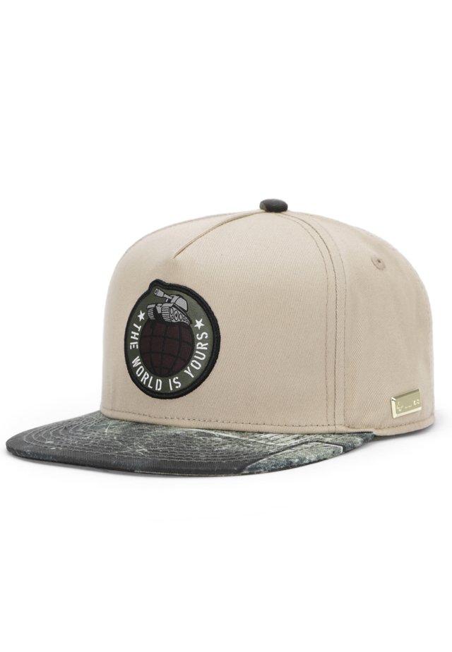 MISTER TEE CAP TANKIN' CAP - Cap - sand