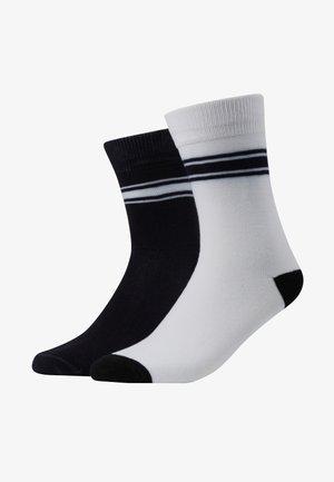STORMTROOPER HEAD SOCKS 2 PACK - Chaussettes - black/white