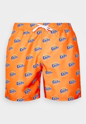FANTA - Uimashortsit - orange