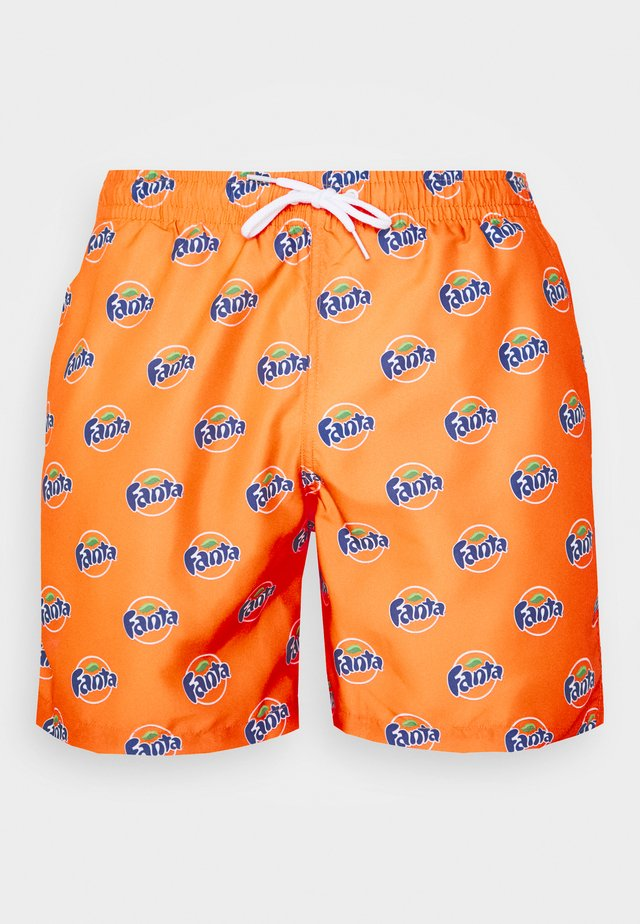 FANTA - Surfshorts - orange