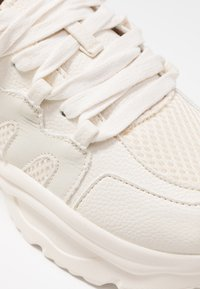 Missguided - WAVE TRAINER - Baskets basses - reflective - 2