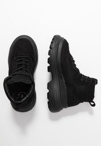 Missguided - TRAINER - High-top trainers - black - 3