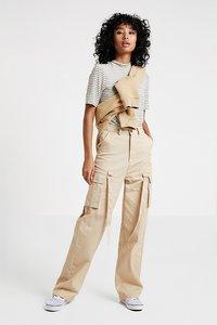Missguided - UTILITY TROUSER - Pantalon classique - sand - 1
