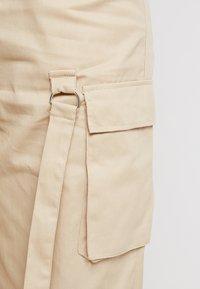 Missguided - UTILITY TROUSER - Pantalon classique - sand - 5