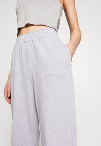 Missguided - SIGNATURE BASIC - Pantalon de survêtement - grey - 3