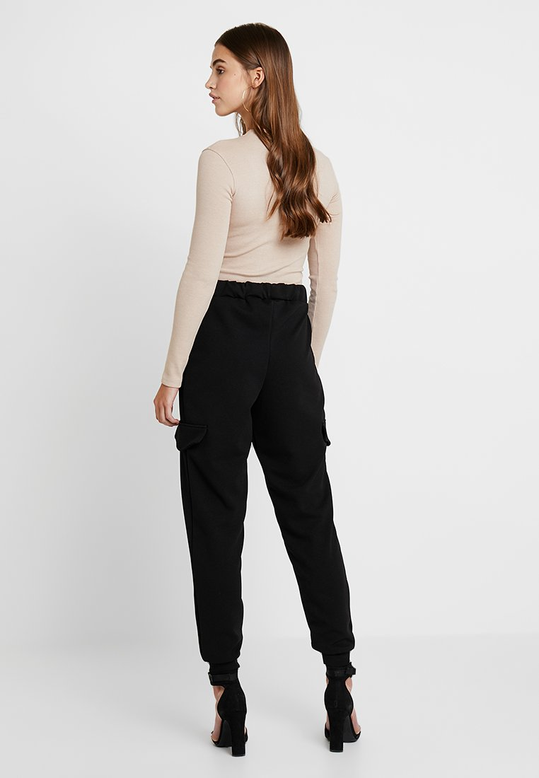 Pocket JoggerPantalon Classique Missguided Utility Black W9IYE2DH