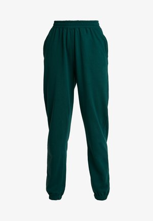 BASIC JOGGER - Tracksuit bottoms - green