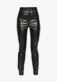 Missguided - TROUSERS - Pantaloni - black