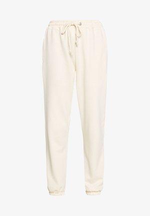 OVERSIZED JOGGER - Spodnie treningowe - grey