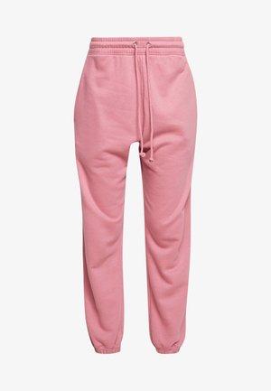 OVERSIZED JOGGER - Pantalones deportivos - pink
