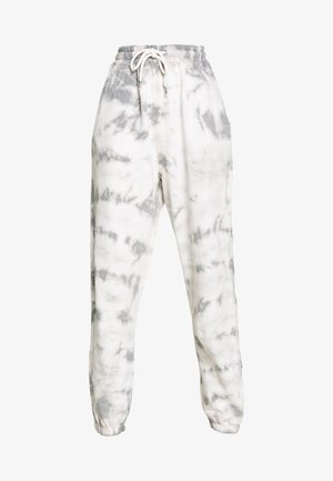 TIE DYE  - Trainingsbroek - cream