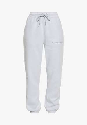NEW SEASON JOGGER - Teplákové kalhoty - powder blue