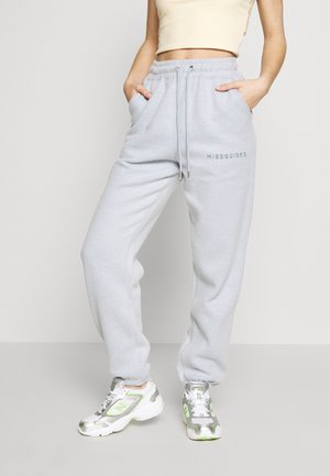 NEW SEASON JOGGER - Verryttelyhousut - powder blue