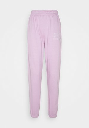 Pantalones deportivos - lilac